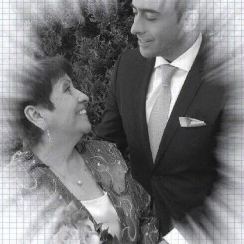 Y los momentos que pasaron juntos Foto:vía instagram.com/adalramones