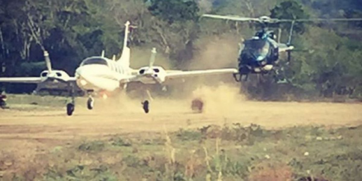 En estado crítico está el doble de Tom Cruise tras accidente aéreo en Antioquia