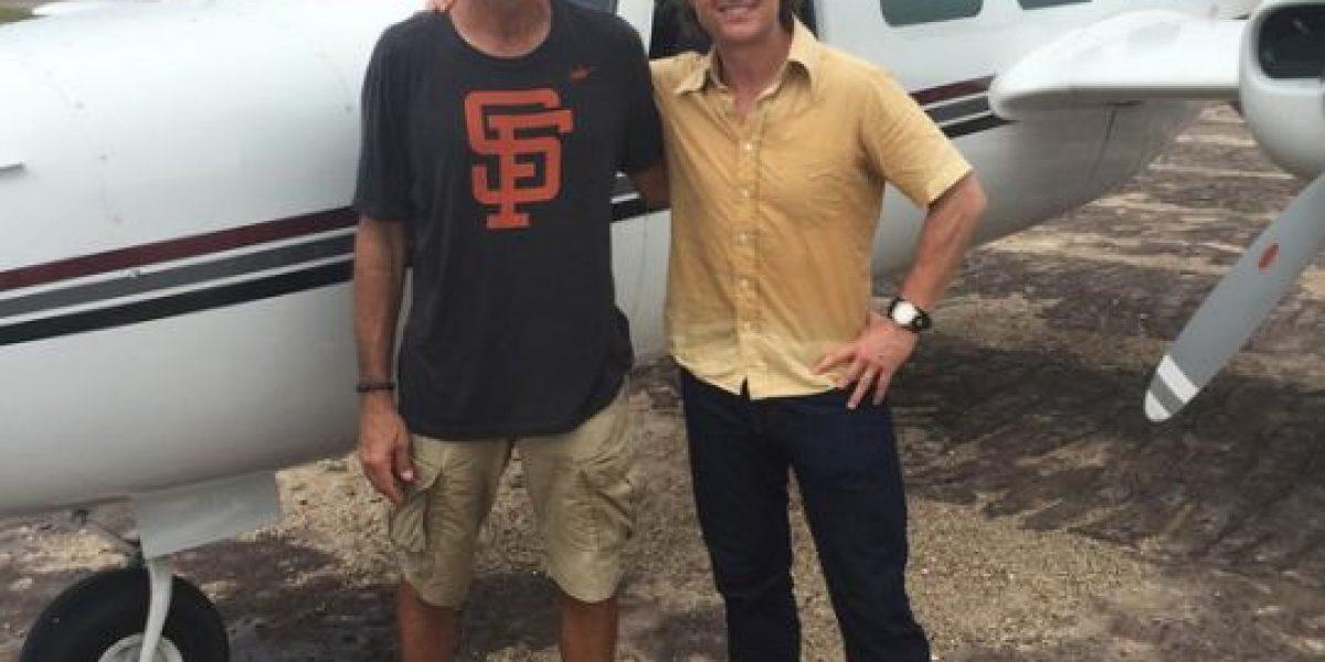 Los últimos días del piloto de Tom Cruise en Colombia
