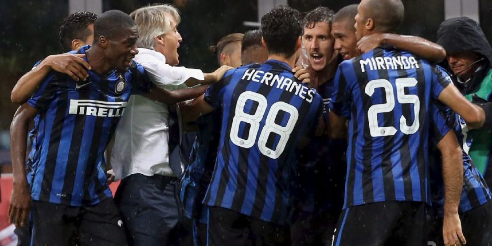 Inter de Milán Foto:Getty Images