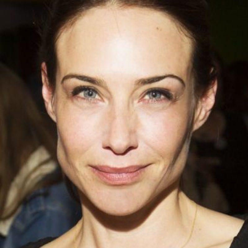 """Muchas la envidiaron porque besó a Brad Pitt en """"Joe Black"""". Ahora está en """"CSI Nueva York"""" y """"NCIS: Los Ángeles"""". Foto:vía Getty Images"""