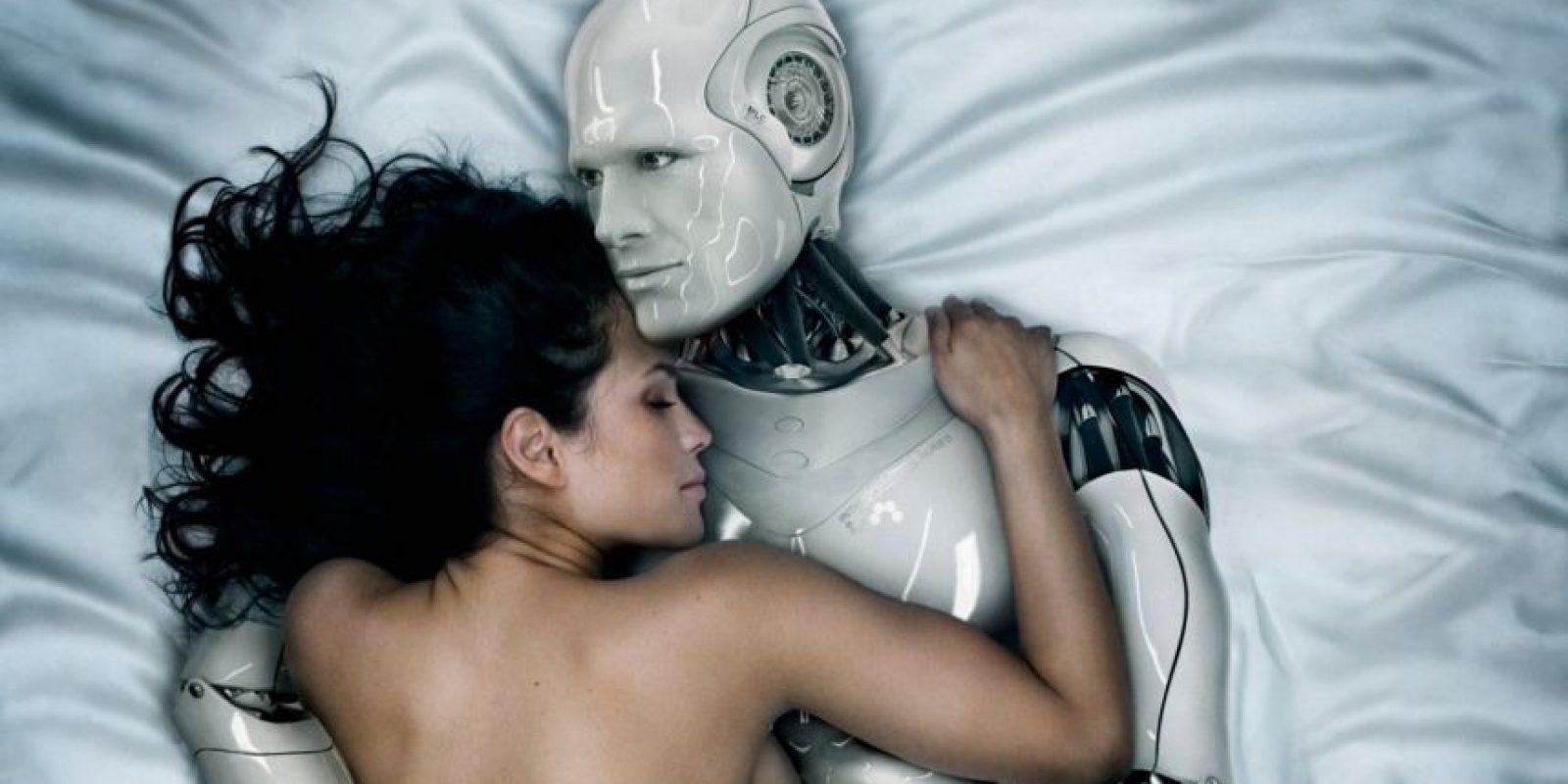 Los expertos creen que los robots sexuales del futuro no podrán ser extremadamente reales Foto:Tumblr
