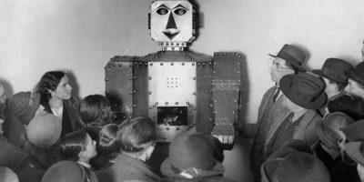 """Heinrich Himmler, jefe de las SS (grpo nazi), creó """"Borghild Field-Hygiene Project"""", que consistía en la construcción de unas """"muñecas sexuales"""" para frenar el número de casos de sífilis en los soldados que frecuentaban prostitutas francesas Foto:Wikicommons"""