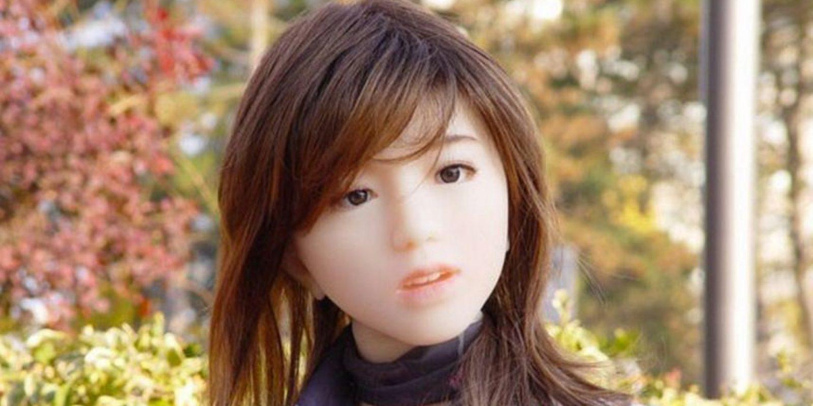 """""""Aiko"""" es un proyecto presentado en Canadá de un humanoide de aspecto femenino con sensores en los pechos y en la vagina artificial con los que el robot """"siente placer"""" Foto:Wikicommons"""