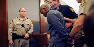 Pisó la cárcel en más de una ocasión por violencia doméstica y robo Foto:Getty Images