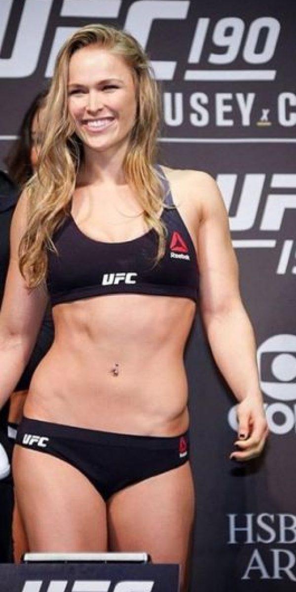 4. Pelea con Ronda Rousey