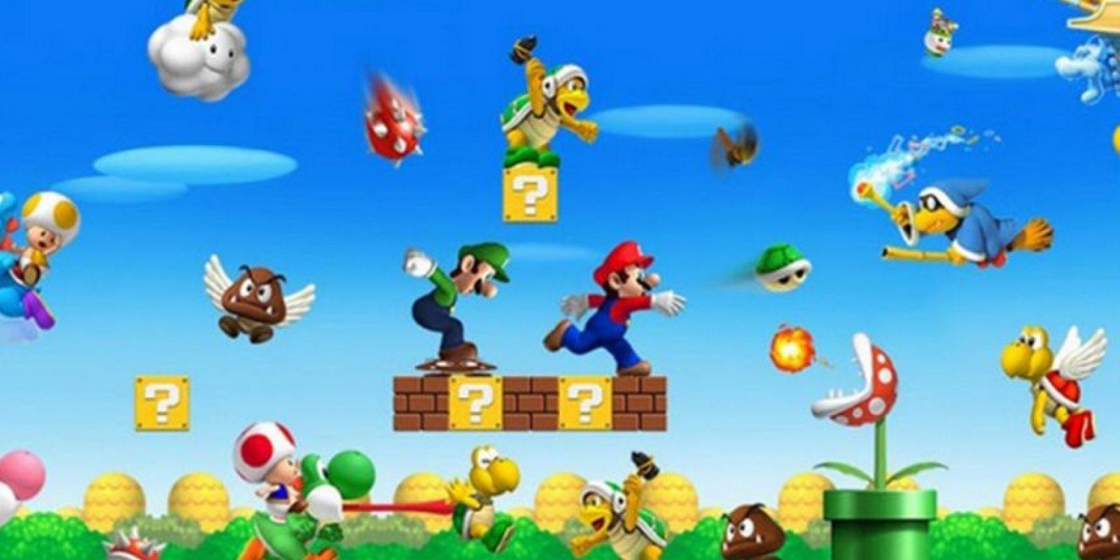 6. La acción del juego, la dificultad y la interacción emocionan a cualquiera Foto:Nintendo