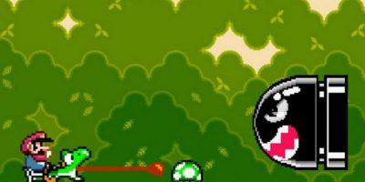 """7. """"Yoshi"""", la mascota de """"Mario"""", es tan encantadora que también tiene sus propios videojuegos Foto:Nintendo"""