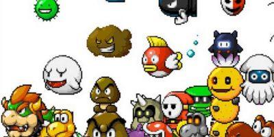 10. Enemigos tan entrañables como el mismo fontanero. ¿Recuerdan a Bowser, los Koppas o los fantasmas? Foto:Nintendo