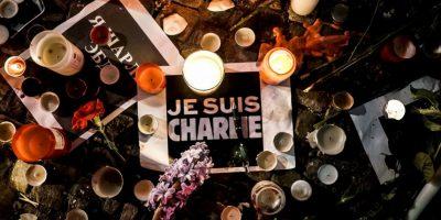 2. Ataque al semanario Charlie Hebdo, en Francia Foto:Getty Images