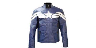 Capitán América Foto:LeatherHill