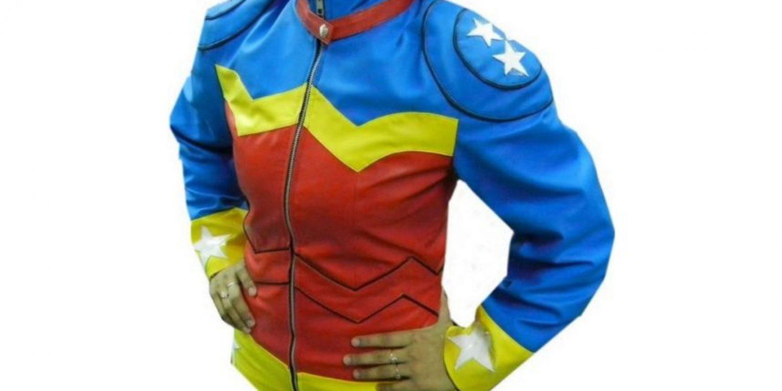Mujer Maravilla Foto:galleryhip.com/wonder-woman-jacket.html