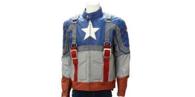 Capitán América Foto:leatherjacket.tv