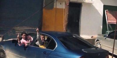 ISIS ha mostrado imágenes de sus patrullajaes en la región. Foto:Twitter – Archivo