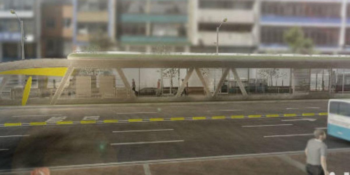 Fotos: Así se verá el TransMilenio por la Boyacá