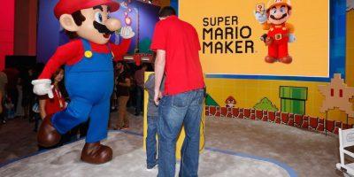 Mario Bros. recientemente cumplió 30 años. Foto:Getty Images