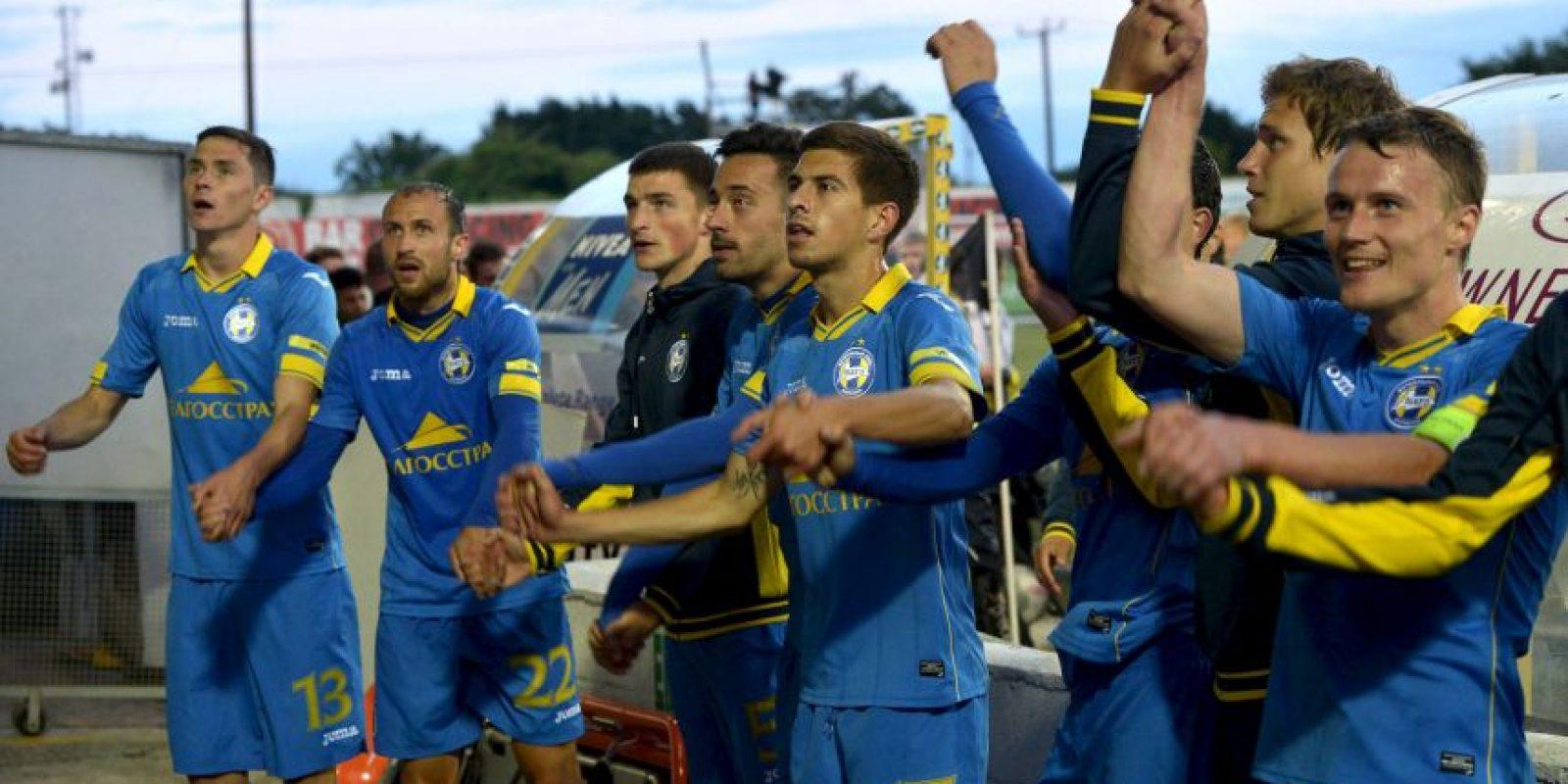 2. BATE Borisov (Ucrania) / 18.20 millones de euros. Foto:Getty Images