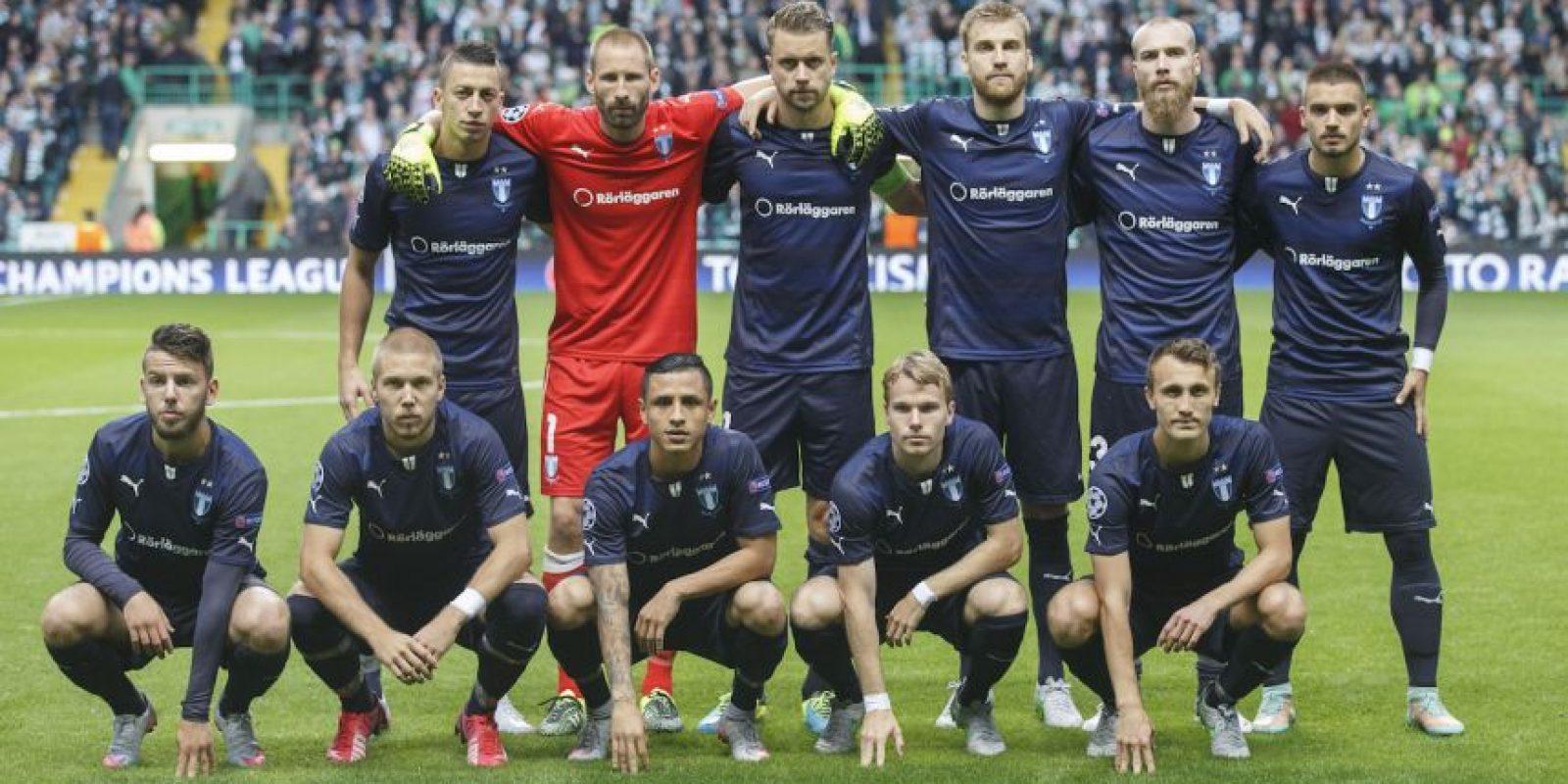 3. Malmo FF (Suecia) / 20.8 millones de euros. Foto:Getty Images