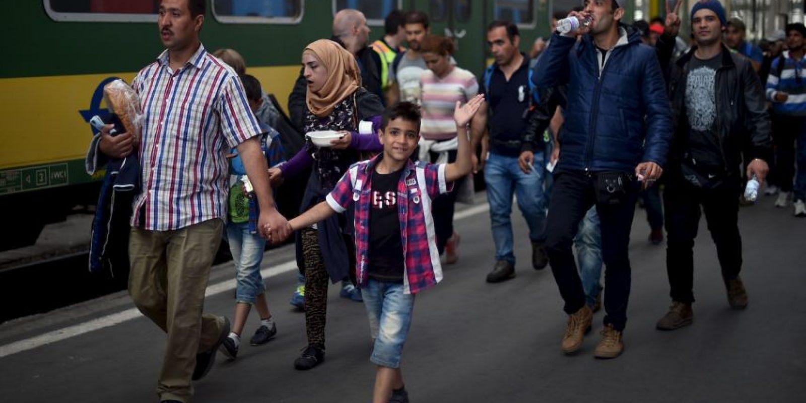 ¿Quienes pueden pedir el estatus de refugiado? Foto:Getty Images