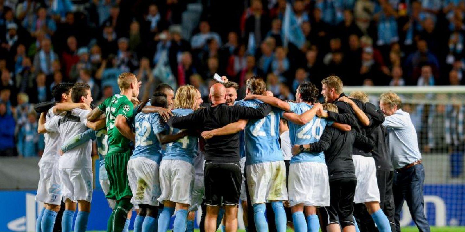 Malmö. Valor del plantel: 20.8 millones de euros Foto:Getty Images