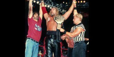 Forma parte del Salón de la Fama de la WWE Foto:WWE