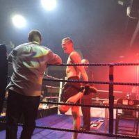 Se retiró del boxeo profesional con un récord de 26-0 en peso wélter ligero Foto:Twitter