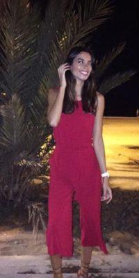 """Y a los 17 años ganó en Nueva York el premio """"Supermodel of the World"""" Foto:Vía instagram.com/joanasanz"""