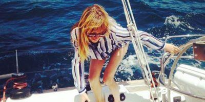 La actriz se confesó muy enamorada de la rubia Foto:Vía instagram.com/redsquare7/