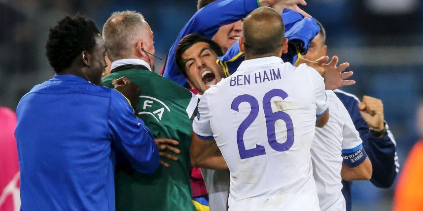 Maccabi Tel-Aviv. Valor del plantel: 21.55 millones de euros Foto:Getty Images