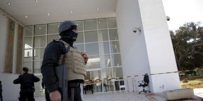 3. Ataque al Museo del Bardo, en Túnez Foto:AP