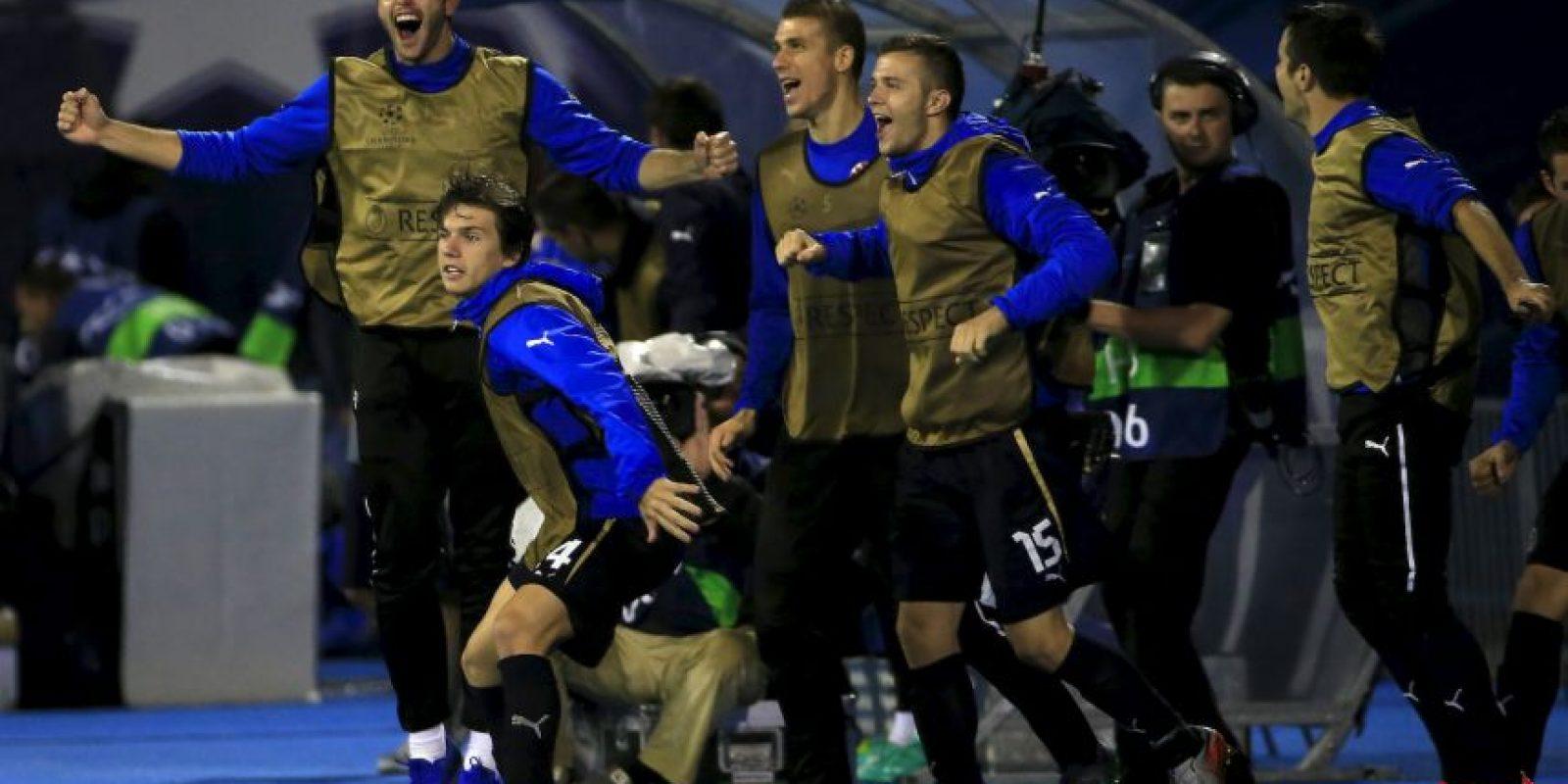 Arsenal, Bayern Múnich y Olympiacos son los clubes con los que comparten el Grupo F Foto:Getty Images