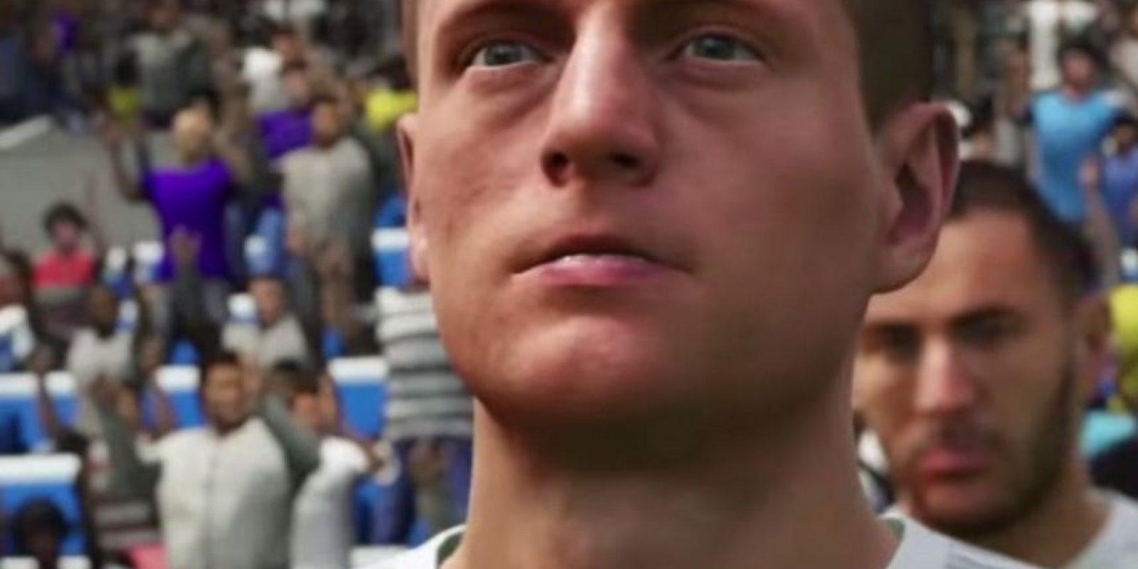 Toni Kroos. Foto:EA Sports