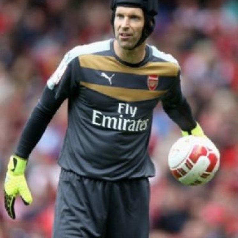 El checo juega en el Arsenal de Inglaterra. Foto:Getty Images
