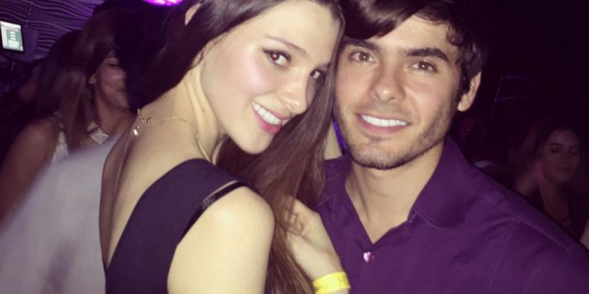 Jhoan Álvarez es novio de la Señorita Bogotá