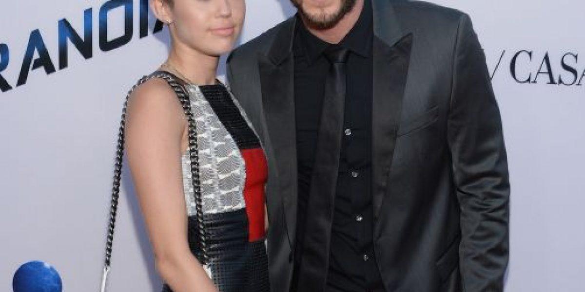 Miley Cyrus confesó que aún sigue muy unida a Liam Hemsworth