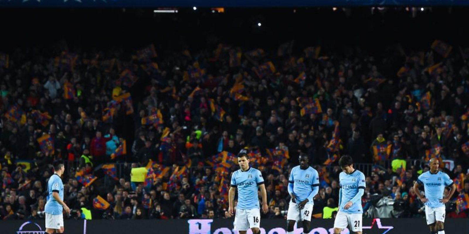 En la campaña pasada fueron eliminados por el Barcelona en octavos de final. Foto:Getty Images