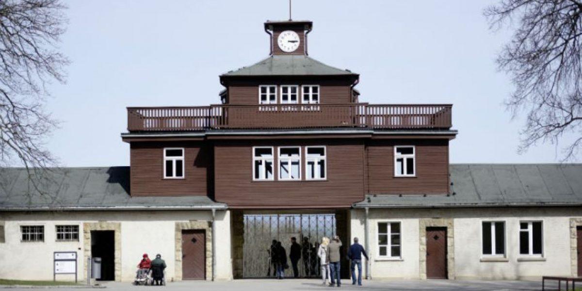 Excampo de concentración nazi es usado como refugio para migrantes