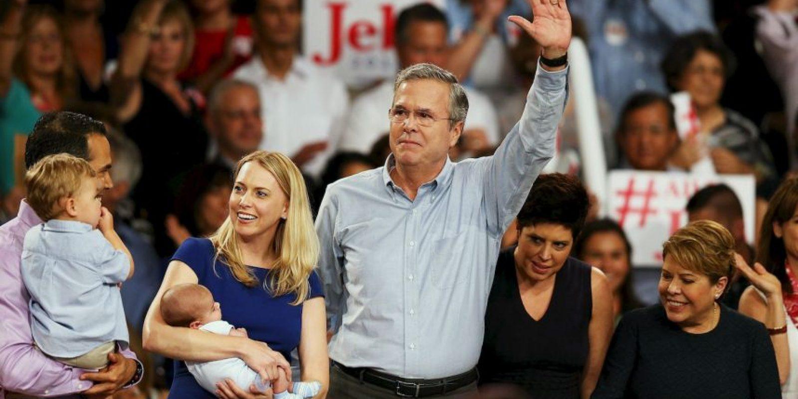 Miembros de su familia son de origen hispano. Foto:Getty Images