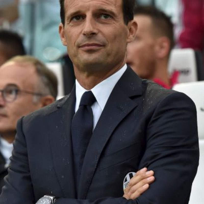Su director técnico es el italiano Massimiliano Allegri. Foto: Getty Images