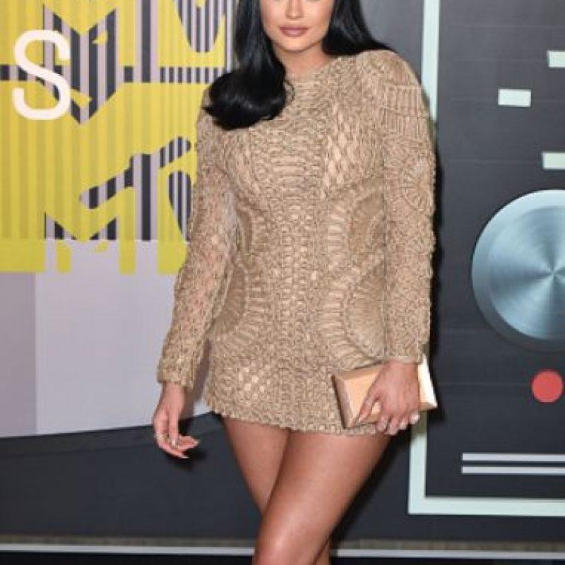 Un vestido ultra corto. Foto:vía Getty Images