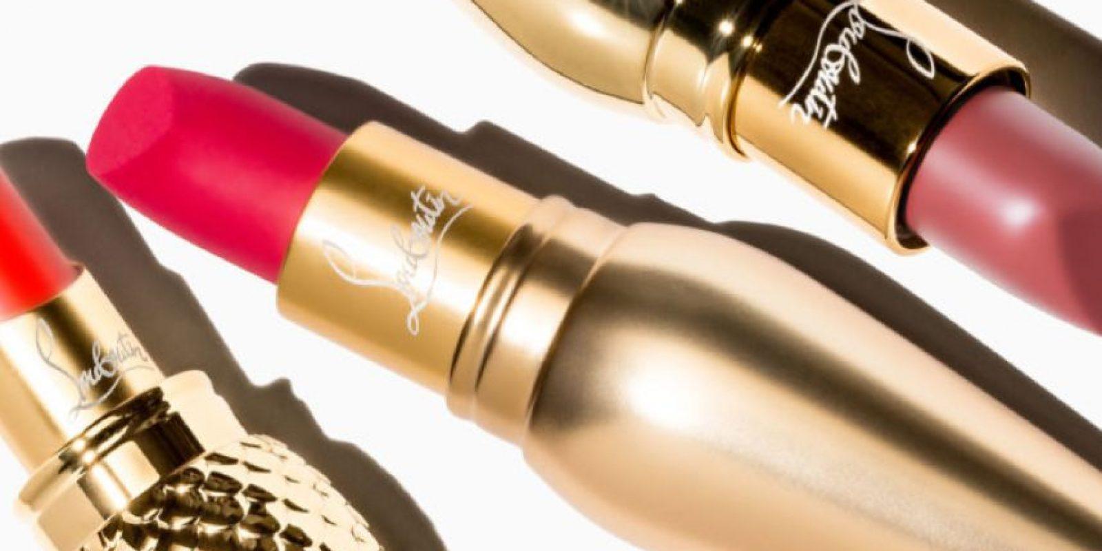 4. Christian Louboutin Beauté – lápiz labial sedoso en Sevillana US$90 / € 80 net-a-porter.com Foto:vía Net A Porter