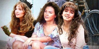 """La actriz lucía así en """"María la del Barrio"""". Foto:vía instagram.com/thalia"""