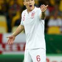 2. John Terry – Inglaterra Foto: Getty Images