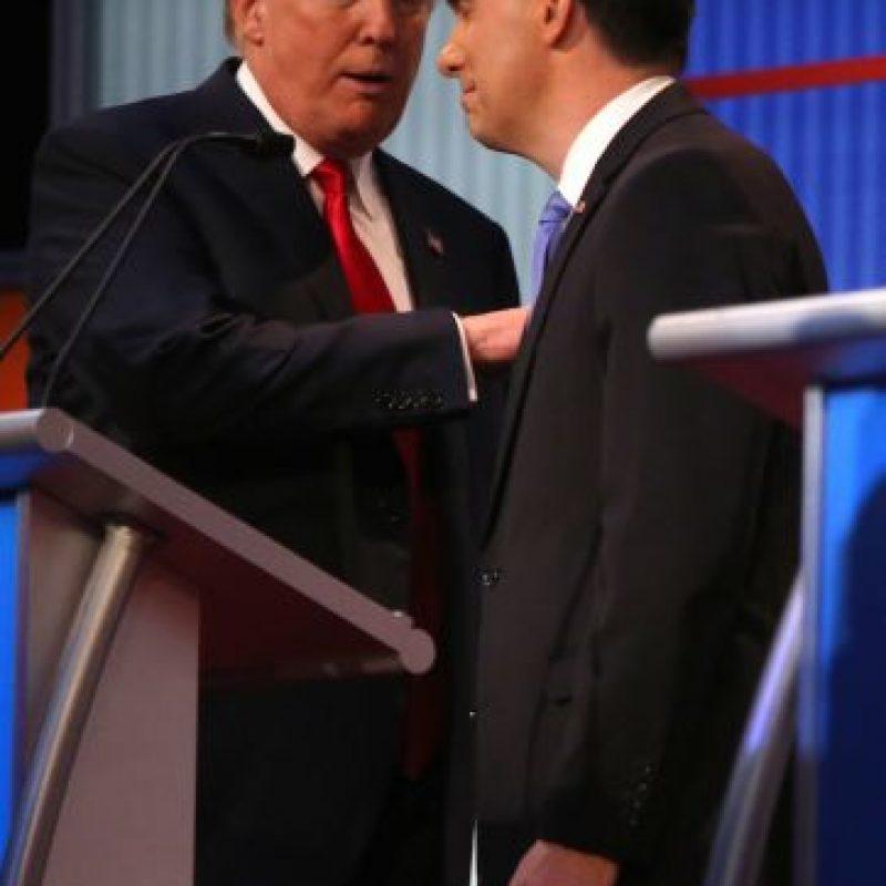 """3. Críticas a Barack Obama- """"Tenemos un presidente que no tiene idea de lo que hace. Diría que es un incompetente, pero eso no estaría bien"""", sentenció Trump. Foto:AP"""
