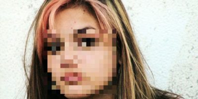 Si van a hacer su pelo multicolor, mejor inviertan su dinero con un profesional. Foto:vía HairFails.com