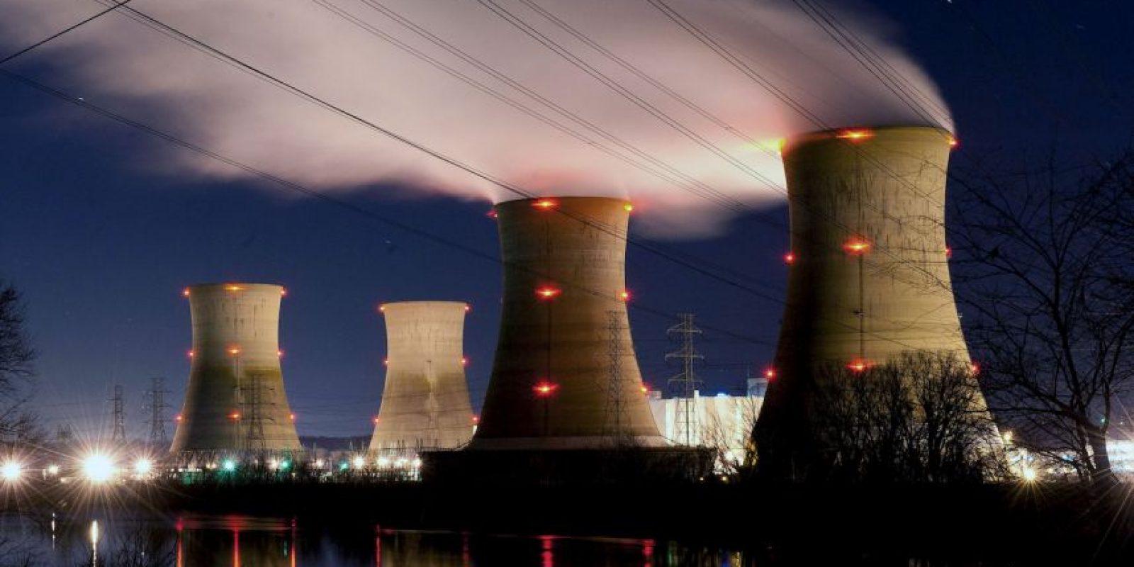 También se vio afectada la central nuclear de Onagawa. Foto:Getty Images