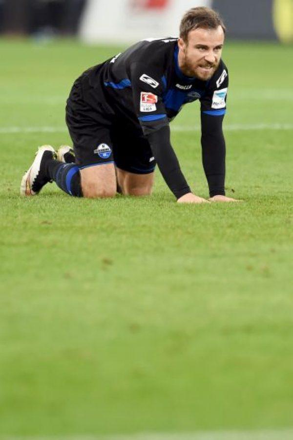 El albanés del Konyaspor turco ocupa la novena posición Foto:Getty Images