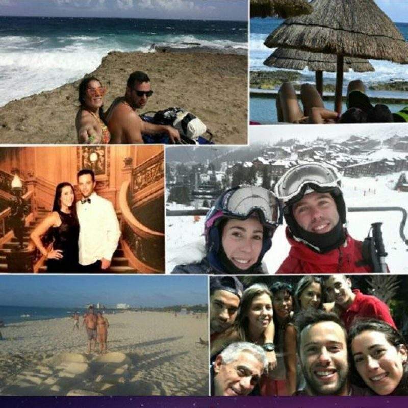 Foto:Imágenes tomadas Twitter @marianapajon @vincentpelluard e Instagram @ @vincentpelluard
