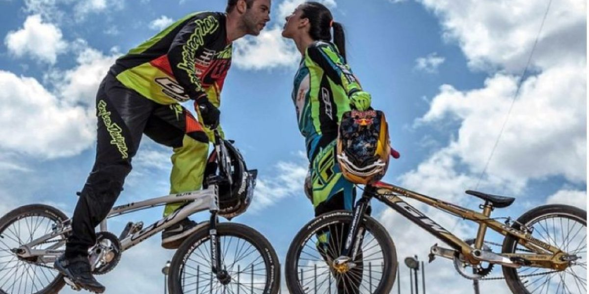 Detalles del noviazgo de Mariana Pajón y Vincent Pelluard