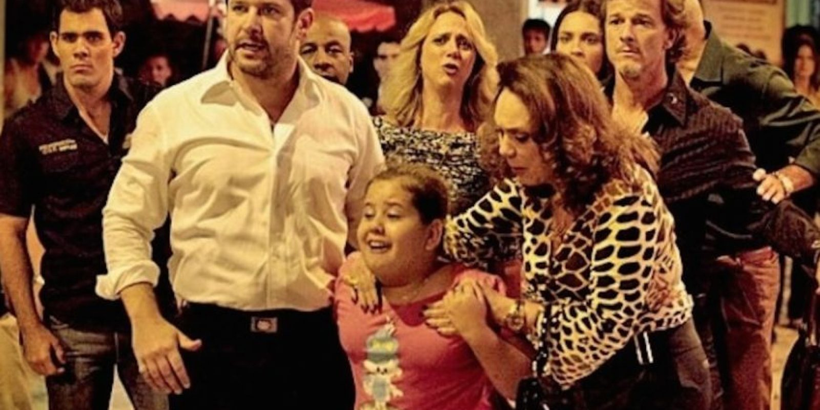 "Le dio vida a la adorable ""Ágata"" de la telenovela ""Avenida Brasil"". Foto:vía globotv.globo.com"